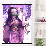 Poster Demon Slayer Nezuko le Démon | Zenitsu Shop