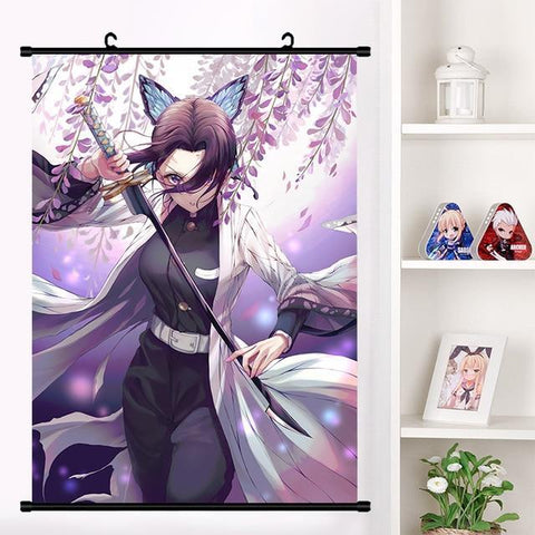 Poster Demon Slayer Souffle des Insectes | Zenitsu Shop