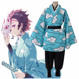 Cosplay Tanjiro Kamado Demon Slayer