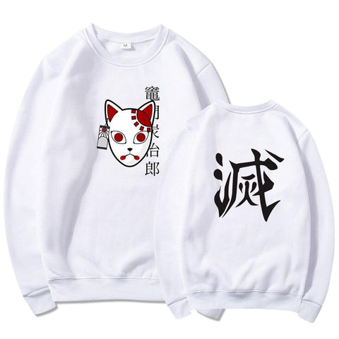 Pull Demon Slayer Masque de Tanjiro Kamado | Zenitsu Shop
