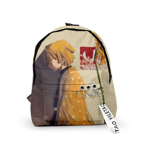 Sac-à-dos Demon Slayer Agatsuma | Zenitsu Shop