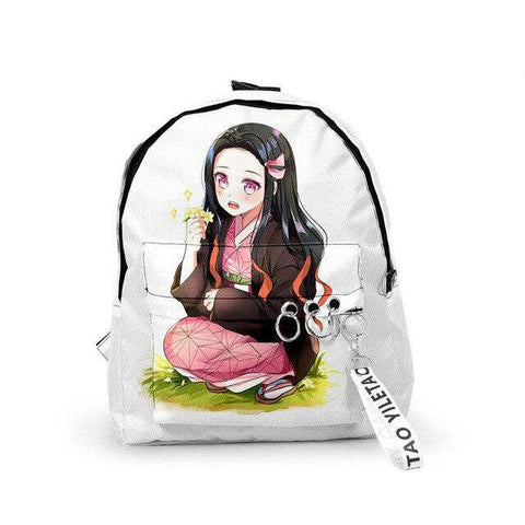 Sac-à-dos Demon Slayer Nezuko Kawaii | Zenitsu Shop