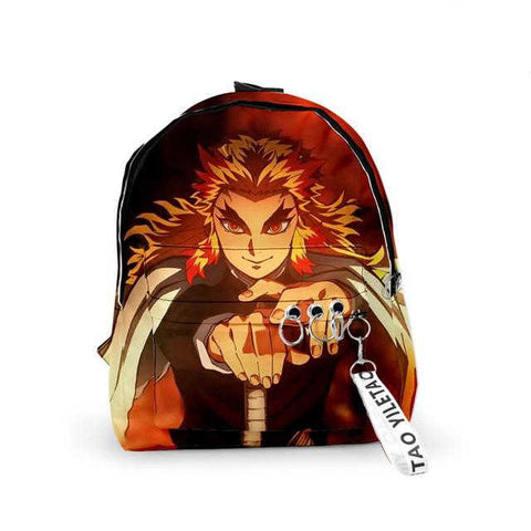 Sac-à-dos Demon Slayer Rengoku | Zenitsu Shop