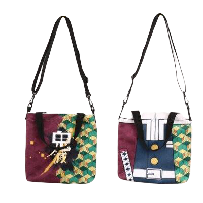 Sac Demon Slayer Giyu Bandoulière | Zenitsu Shop