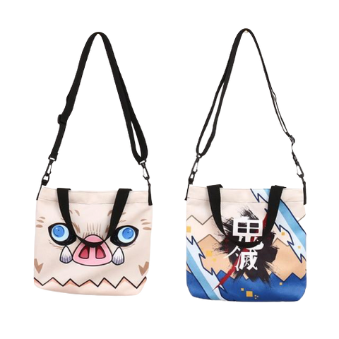 Sac Demon Slayer Inosuke Bandoulière | Zenitsu Shop