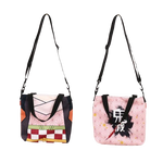 Sac Demon Slayer Nezuko Bandoulière | Zenitsu Shop