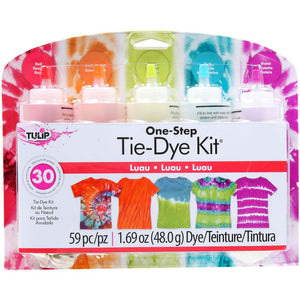 Tie Dye Kit - One Step - Luau Kit