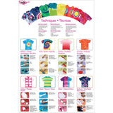 Tie Dye Kit - One Step - 18 Colores