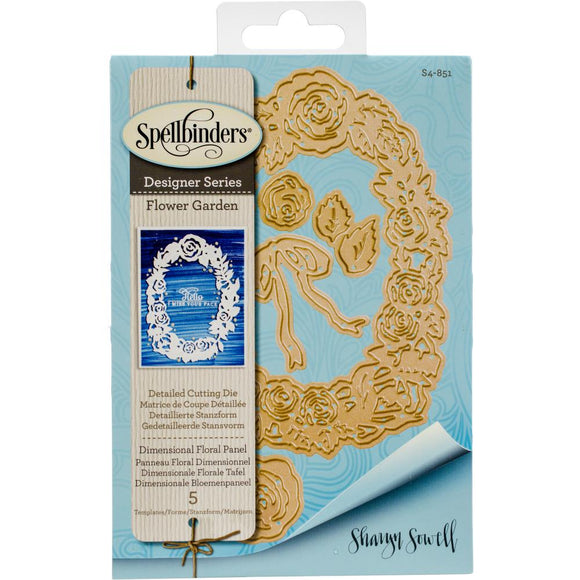 Troquel - Detailed Cutting Die - Spellbinders