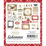 Ephemera Icons - Christmas - Carta Bella