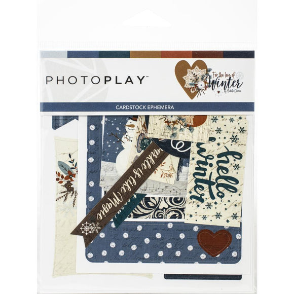 Ephemera - For The Love Of Winter - Photoplay