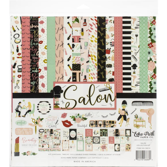 Collection Kit - Salon - Echo Park
