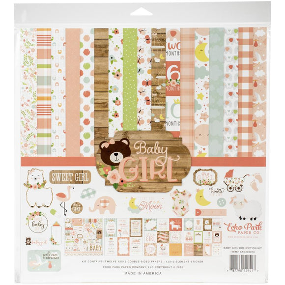 Baby Girl - Collection Kit - Echo Park
