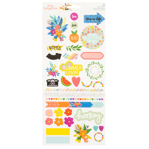 Stickers - Picnic in the Park - Amy Tangerine