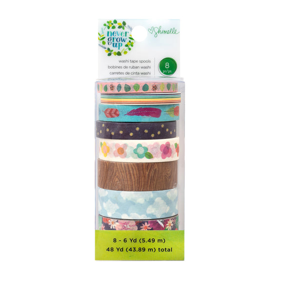 Washi Tape - Never Grow Up - Shimelle