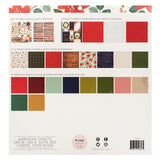 Pad de Proyectos 12 x 12 - Together for Christmas - Pink Paislee