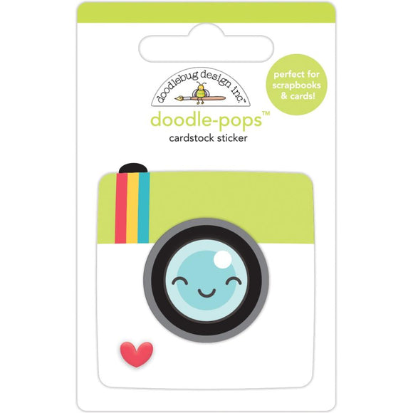 Doodle Pops - Picture Perfect - Doodlebug