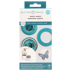 Button Press - Adaptador para Botones Grandes 58 mm