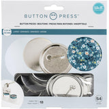 Button Press - Botones Grandes de 58mm