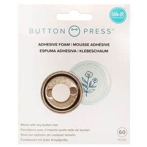 Button Press - Foam Adhesivo 15mm