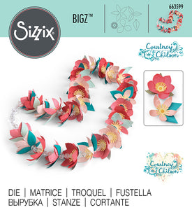 Sizzix Bigz - Tropical Lei - Girnalda Tropical