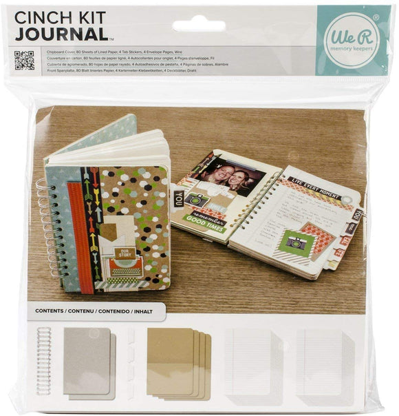 Cinch Kit Journal - WeR Memory Keepers