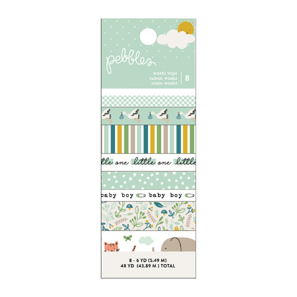 Peek A Boo You Niño - Washi Tapes