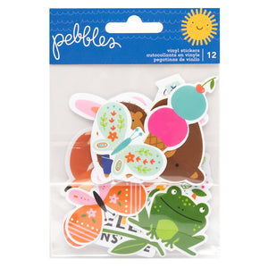 Stickers de Vinyl - Fun & Sun - Pebbles