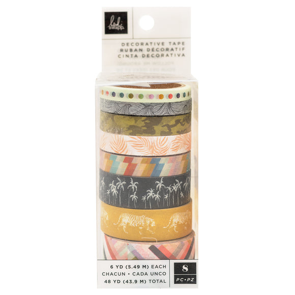 Washi Tapes - Old School - Heidi Swapp