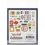 Die Cuts - Ephemera - All Boy - Echo Park