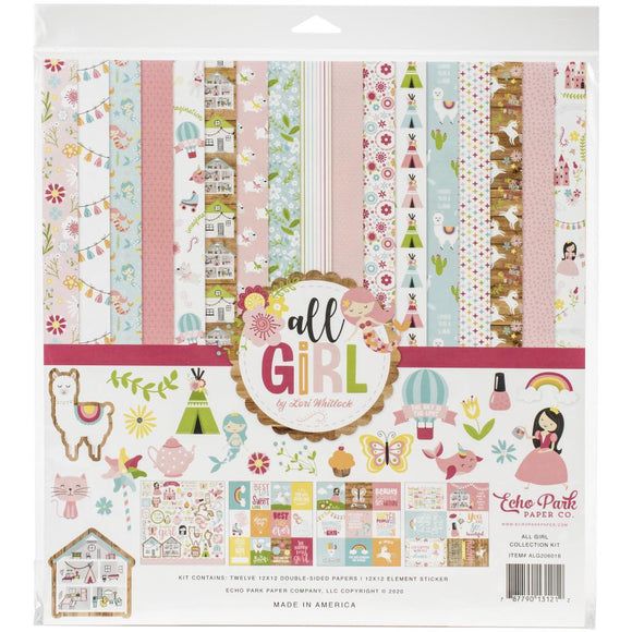 All Girl - Collection Kit - Echo Park