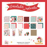 Kit de Materiales Album de Navidad - Obed Marshall - AC