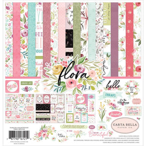 Flora - Collection Kit - Carta Bella
