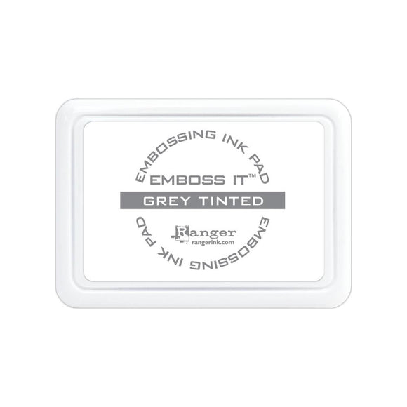 Emboss It Ink Pad - Pad de Tinta para Embossing - Grey Tinted
