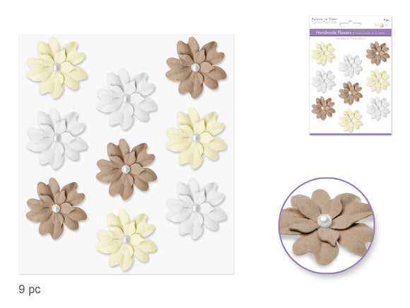 Flores Decorativas - Neutral