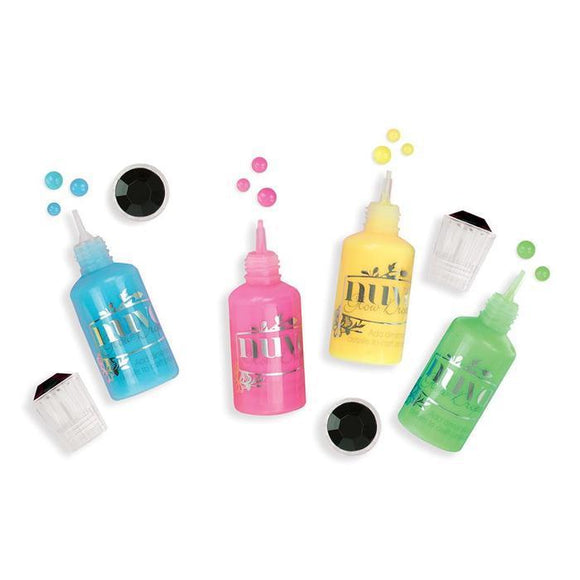 Nuvo Crystal Drops - Glow in the Dark