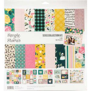 Collection Kit 12x12 - I AM