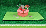 Lawn Fawn - Mini Pop Up Box - Troquel