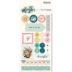 Planner Stickers Set - Splendor - My Mind's Eye