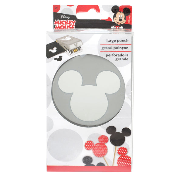Punch o Perforadora de Bordes - Disney Mickey Cabeza - EK Tools