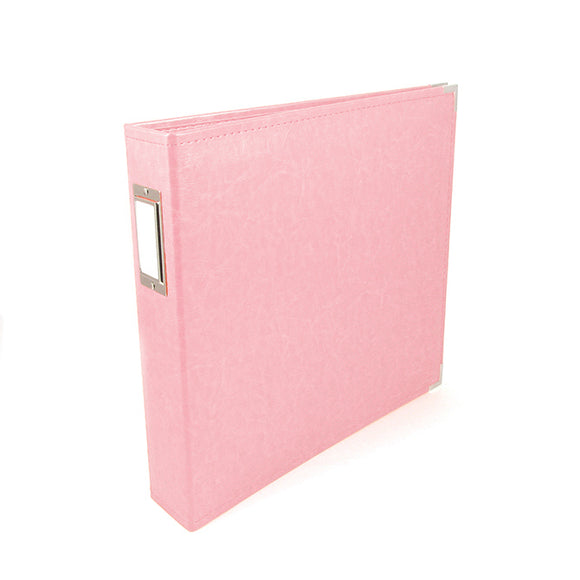 Album para Fotos - 12 x 12 - Pretty Pink - WeR Memory Keepers