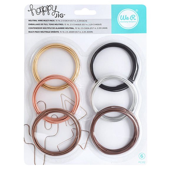 Happy Jig Neutral Wire Multipack