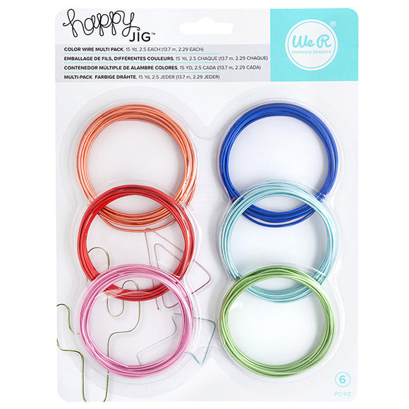 Happy Jig Color Wire Multipack
