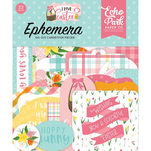 Ephemeras - I Love Easter