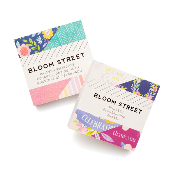 Mini Pads 2x2 - Bloom Street - Paige Evans