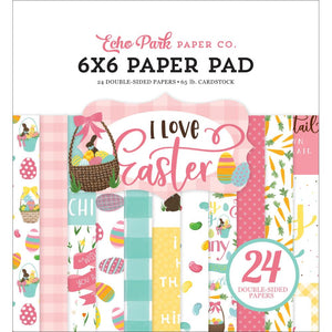 6x6 Paper Pad - I Love Easter