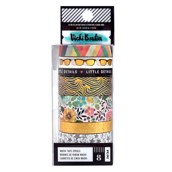 Washi tapes - Let's Wander - Vicki Boutin