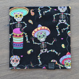 EDC Crate Hanky - Day of the Dead