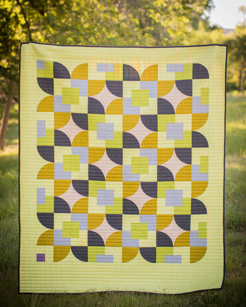 Mothers Day Petal Patch Quilt