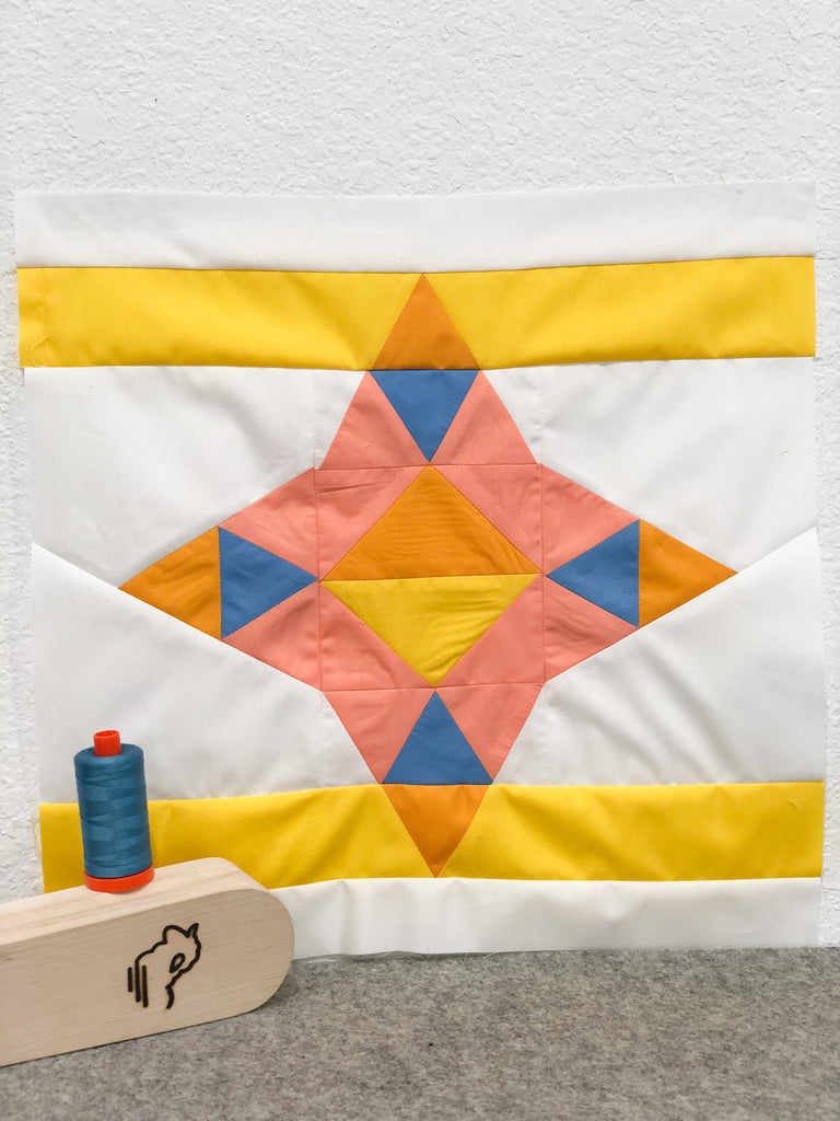 Quilt Camp, Quilt Camp Quilt along, quilt along, sew along, quilt tutorial, sewing tutorial, triangles, equilateral triangles